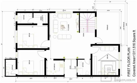 draw house map drawing of house map 3 marla house map gharplans pk drawing arts sketch