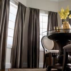 Brown And Gray Curtains Designs Best Fresh Green Modern Living Room Curtains 2015 20079