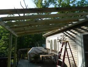 how to build a patio roof how to build a freestanding patio roof home design ideas