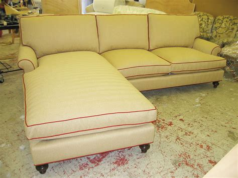 Mclaughlin Upholstery by Chaise Style Sectional Mclaughlin 1889
