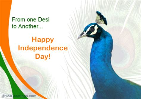 how to make independence day card a wish free independence day india ecards