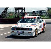 Mike Smith BMW M3  Group A Touring Cars 1980s/1990s
