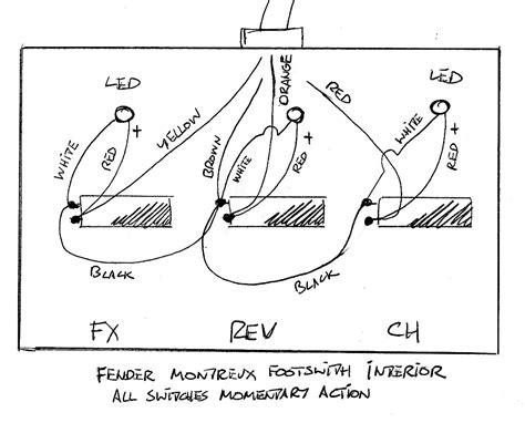 wiring diagram guitar footswitch wiring diagram manual