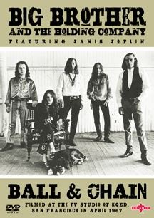 Dvd Import My Chemical Performances janis joplin studio performance at kqed tv in april 1967