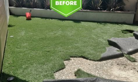 installing turf in backyard fire pit archives orange county landscape contractor