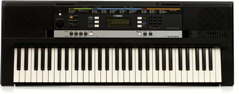 Keyboard Yamaha Psr E243 Second yamaha psr e243 61 key portable arranger sweetwater
