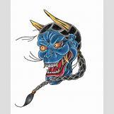 Japanese Demons | 698 x 860 jpeg 63kB
