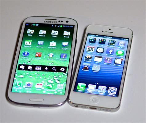 galaxy phone should i buy the galaxy s3 or the iphone 5