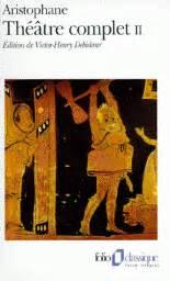 Th 233 Atre Complet Tome 1 Aristophane Babelio