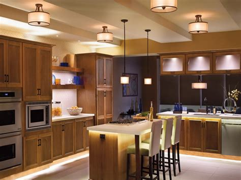 contemporary kitchen lighting Interior Designs, Architectures and Ideas InteriorsExplorer.com
