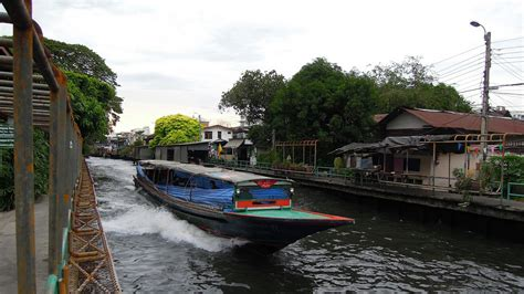 boat trip in bangkok boat trips on the river and canals in bangkok attraction