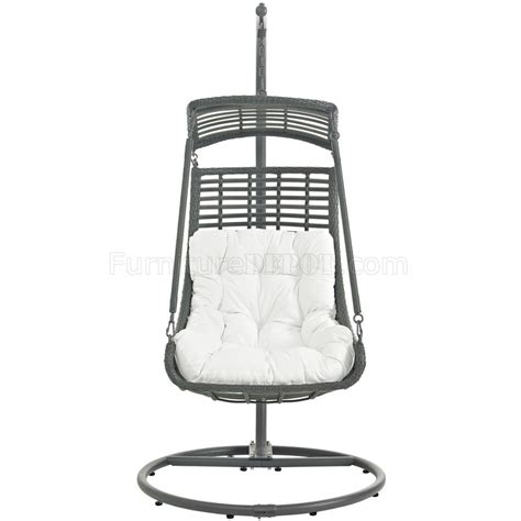 patio swing chair jungle outdoor patio swing chair by modway choice of color