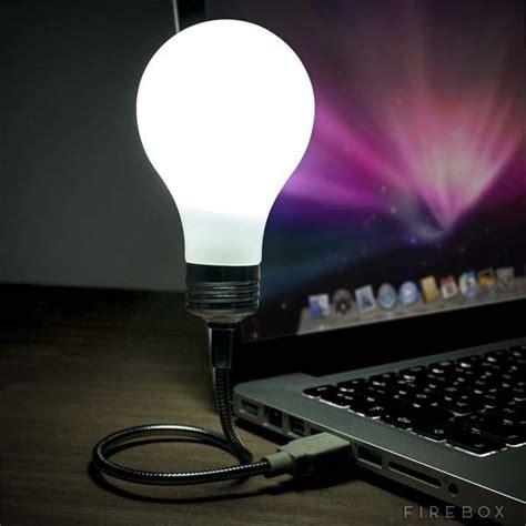 The Bright Idea USB LED Light   Gadgetsin