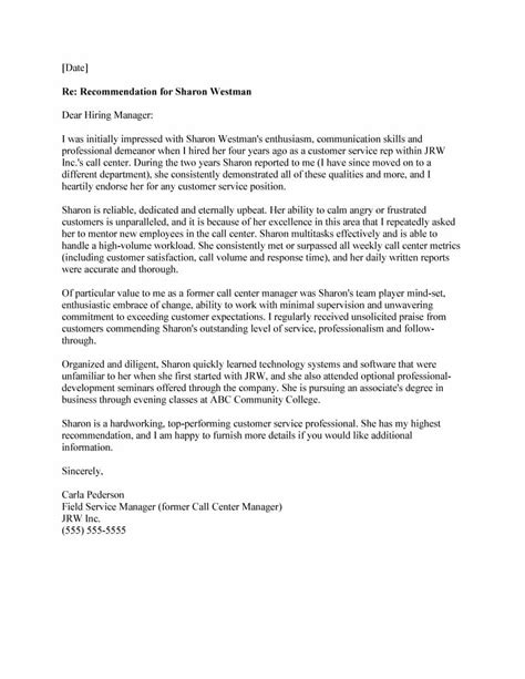sle letter of recommendation for a guidance counselor