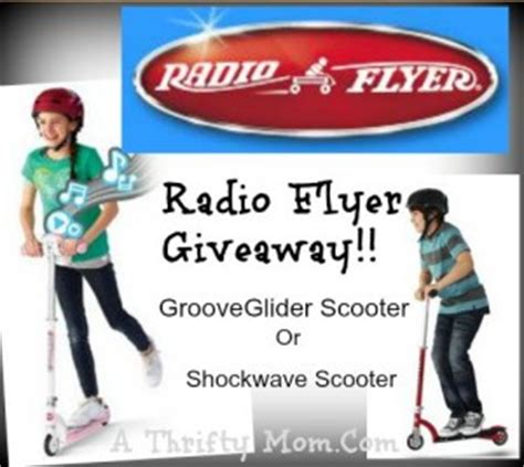 Radio Flyer Giveaway - enter to win two giveaways to enter