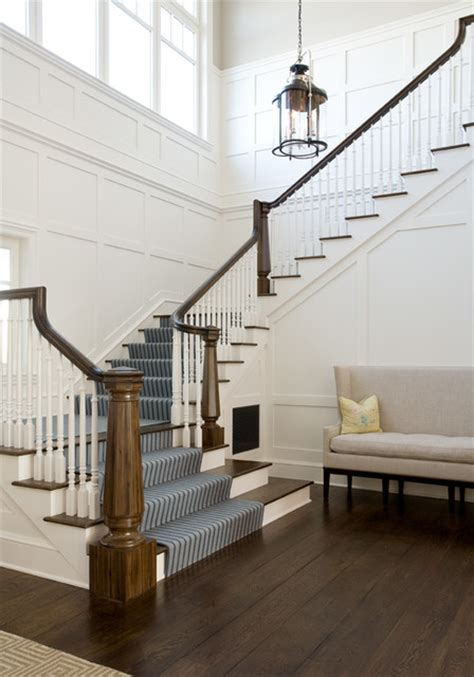 Kitchen Cabinet Stain Ideas hamptons ny ii beach style staircase new york by