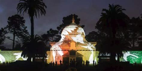 illuminate sf festival of light 2017 sf s amazing month light festival quot illuminate