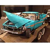 Holden Sandman Custom Wrecked With Patina Smashed N