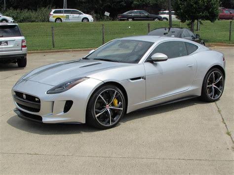 jaguar f type r silver 2015 jaguar f type r coupe start up exhaust test drive