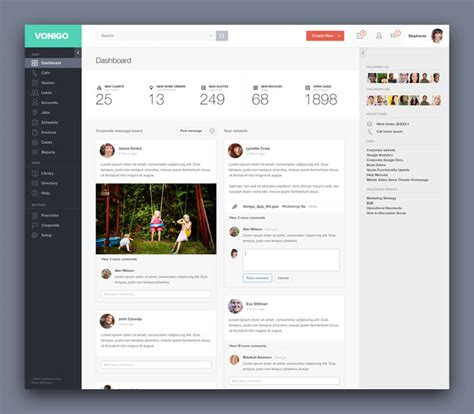 Links Best Of The Web Styledash by Dashboard Design Best User Dashboard Ui Exles
