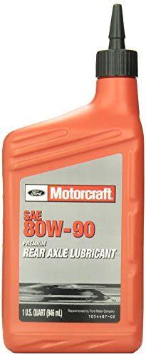 Genuine Ford Fluid Xy 80w90 Ql Sae 80w 90 Premium Rear