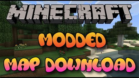 minecraft modded maps minecraft ps3 ps4 modded map