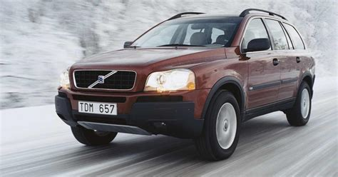 volvo xc   volvos  suv  debuted