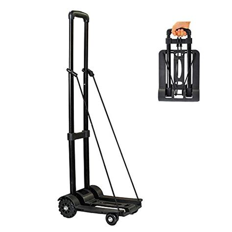 Compact Sit Shopping Cart by Trucks Moving Shopping Cart Personal Truck Dolly