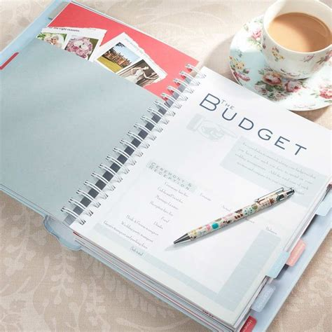 17 best ideas about wedding planner book on