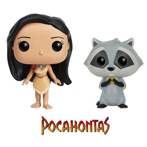 Disney Pocahontas Meeko Pop figurine pop disney pocahontas pocahontas ou meeko