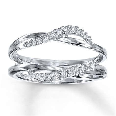 jared enhancer ring 1 5 ct tw cut 14k