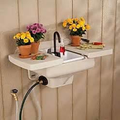 indoor no plumbing sink 29 best outdoor sinks images on outdoor sinks