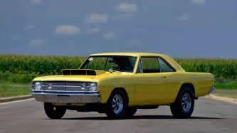Dodge Dart Stock 1968 Dodge Hemi Dart Lo23 Stock F101 Kissimmee 2016