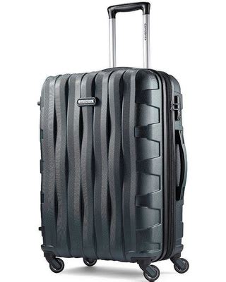 new seasonal sales are here 50 samsonite ziplite 3 0 hardside spinner luggage blue