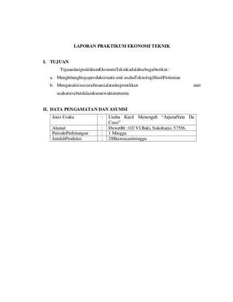 laporan praktikum membuat nata de coco laporan praktikum nata de coco
