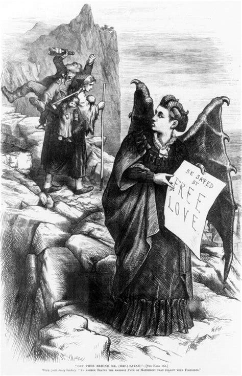 Victoria Woodhull, a escandalosa. – O Lusoniversalista