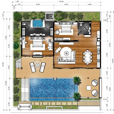 plan villa master plan villa type a floor plans pinterest master plan villas and house