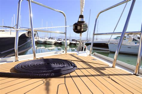 dek king synthetic teak marine decking wilks