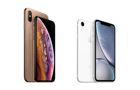 iphone xs  iphone xr  detailed comparison  fone stuff