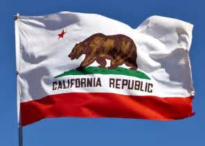 california state color california state flag 4 x 6
