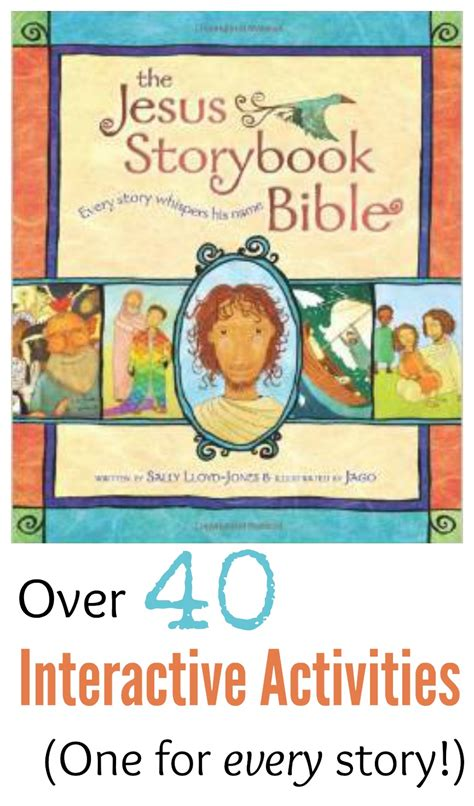 picture story book ideas the jesus storybook bible on activities and crafts