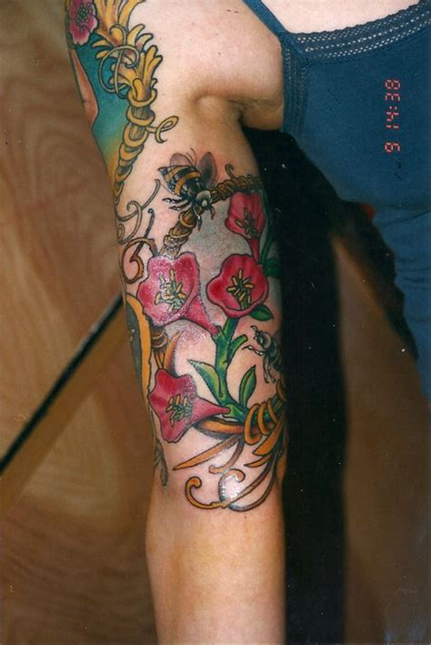 tattoo flower on forearm flower tattoo designs on arm memes