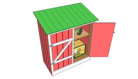 How To Build Tool Shed Free 12x16 Shed Plans With Loft Plan Shed