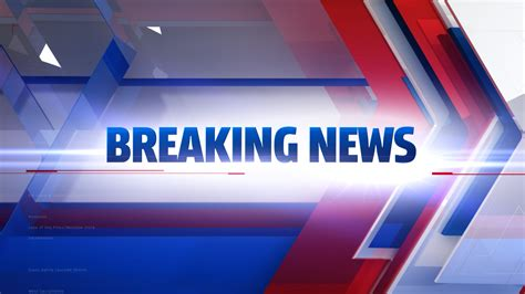 breaking news logo picture template banner breaking 1 dead 3 hurt in spanish lookout shooting