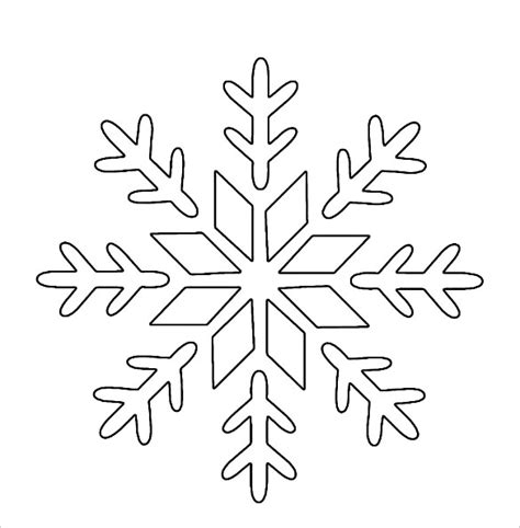 Find Flake Free by Where Can You Find Free Snowflake Stencils