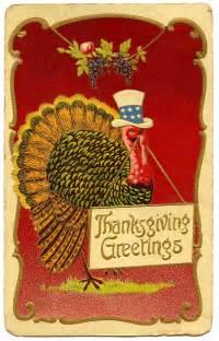 vintage thanksgiving clip patriotic turkey the