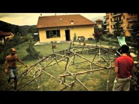 costruire cupola geodetica come costruire una cupola geodetica in 5h