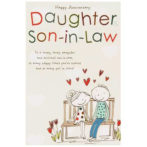 Happy Anniversary Quotes Sayings For Daughter And Son In