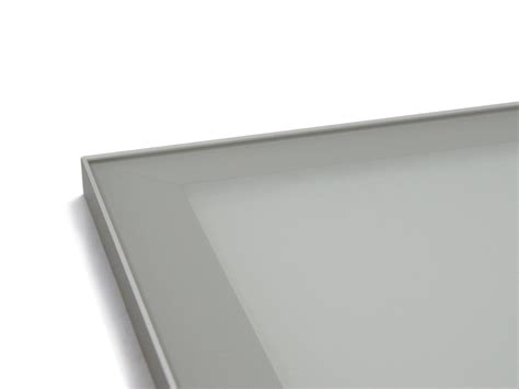 Kitchen Cabinet Door Glass Inserts by Frosted Glass Kitchen Doors Satin Lacomat 171 Aluminum