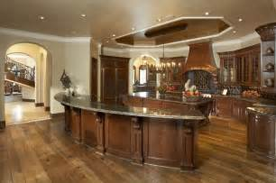 Look at some kitchens with double islands homes of the rich